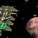 Первые записи по игре Through Space