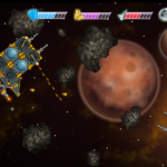 Through Space — разработка (часть 1)