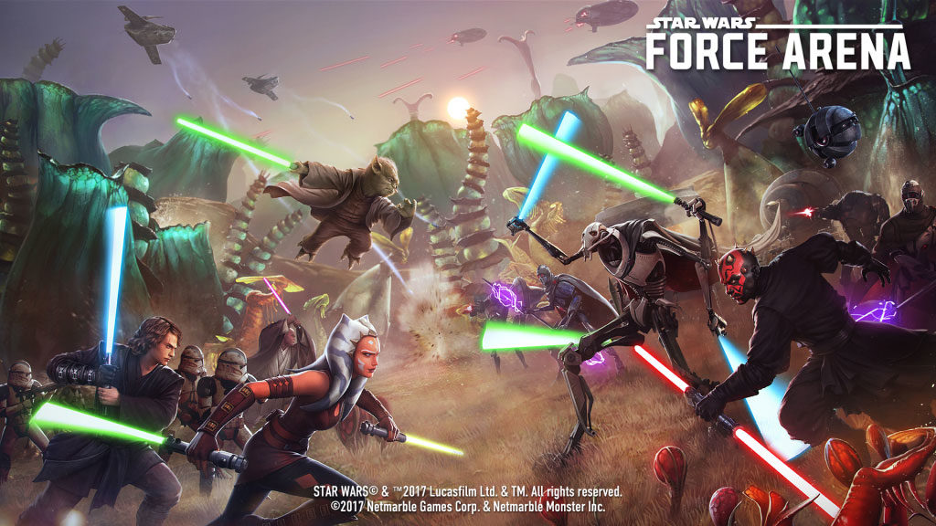 star wars force arena mod apk 3.1.4