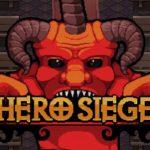 Вышло обновление для игры Hero Siege