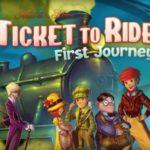 Ticket to Ride: First Journey выходит под мобильные платформы на ЭТОЙ НЕДЕЛЕ