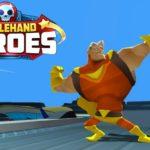 BattleHand Heroes — супергеройская игра