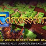 Вышла новая версия Carcassonne