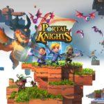 Игра похожая на Minecraft — Portal Knights вышла под Android